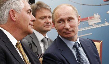 Tillerson attendu à Moscou avec des propositions antiterroristes