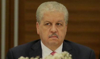 Sellal à partir de Tunis : «Le Président se porte bien»