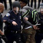 La politique américaine en matière de droits de l'Homme est vivement dénoncée. D. R.