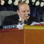 Peuple algérien ! plus de vigilance, demande le président Bouteflika. New Press