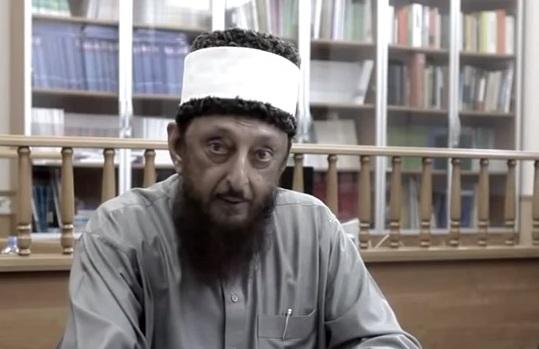 Cheikh Imran Hosein. D. R.