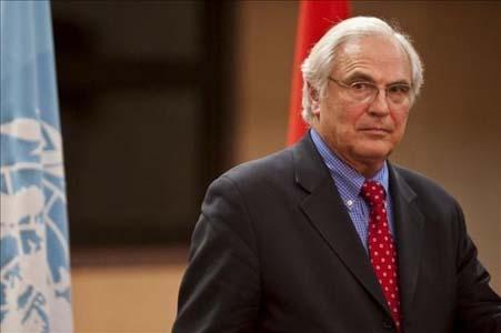 L'émissaire Christopher Ross pour le Sahara Occidental quitte ses fonctions. D. R.