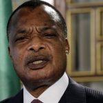 Le président de la République du Congo, Denis Sassou-Nguesso. D. R.