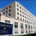 Siège du département d'Etat américain. D. R.