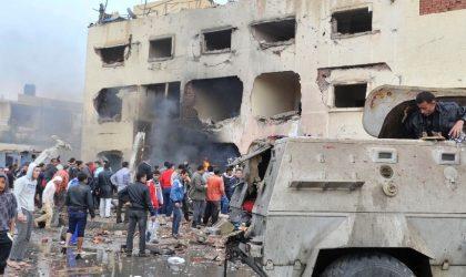 Egypte : dix soldats tués dans des attentats dans le Sinaï