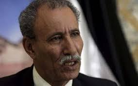 Brahim Ghali, président de la RASD. D. R.