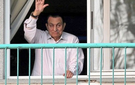 Hosni Moubarek a été acquitté par la cour de cassation. D. R.