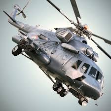 Les contrats portent, entre autres, sur la livraison de 48 hélicoptères MI-17V-5. D. R.