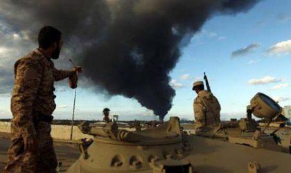Libye : l'escalade dans le croissant pétrolier inquiète