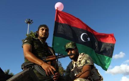 Les forces loyales à Khalifa Haftar mène une offensive. D. R.