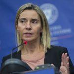 Federica Mogherini. D. R.