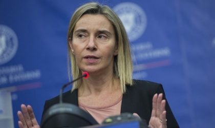 L'UE veut bâtir un partenariat «plus substantiel» avec Alger