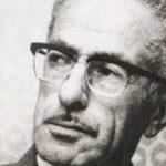 L'écrivain et anthropologue Mouloud Mammeri. D. R.