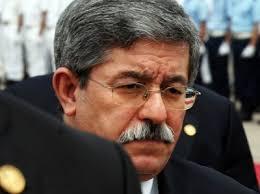 Ahmed Ouyahia. D. R.