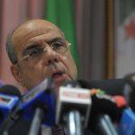 Mohamed Raouraoua. New Press