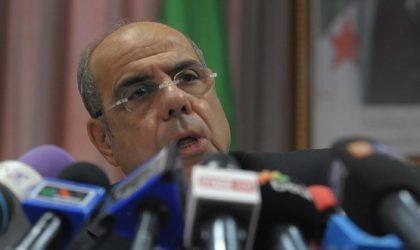 Raouraoua se retire, Kheïreddine Zetchi candidat unique à sa succession