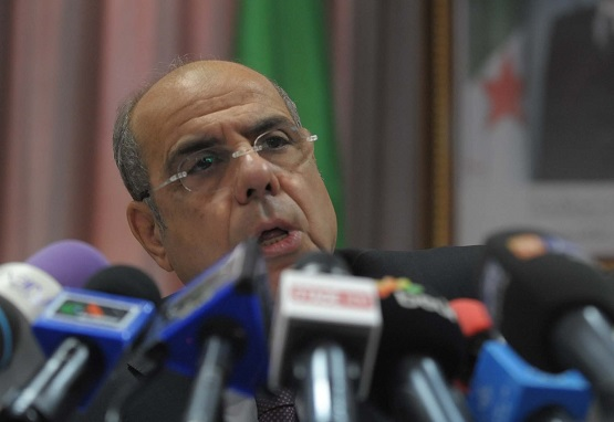 Mohamed Raouraoua. New Press