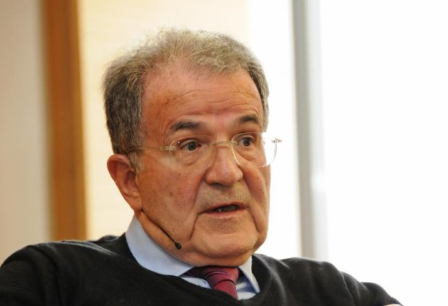 Romano Prodi. D. R.