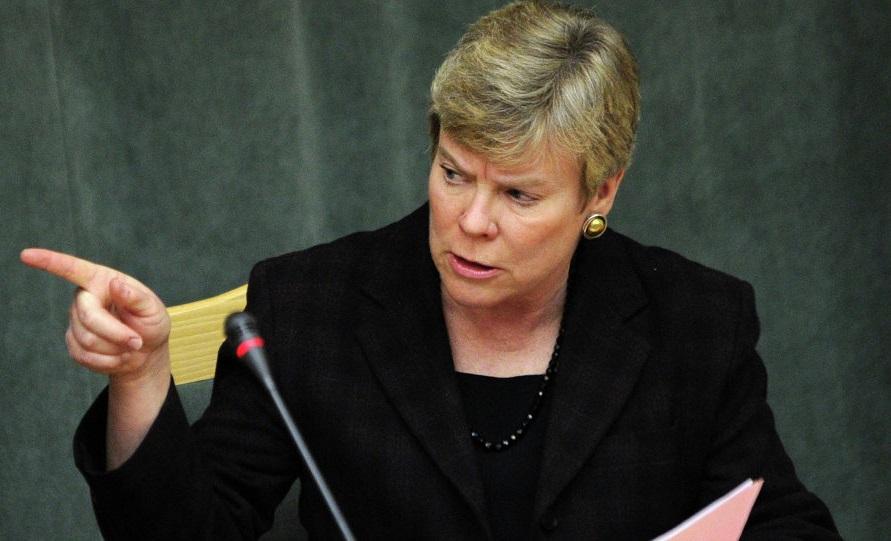 Rose Gottemoeller, secrétaire générale adjointe de l'Otan. D. R.