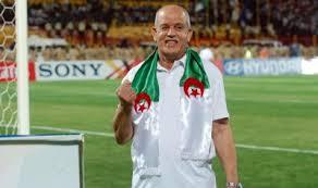 Rabah Saâdane ambassadeur de l'intégrité sportive