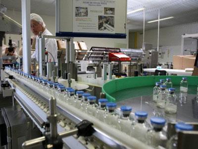 Saidal assure que ses produits sont conformes aux normes de l'industrie pharmaceutique. D. R.