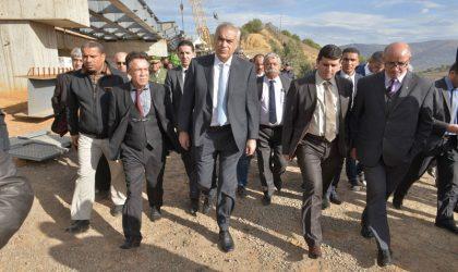 Béjaïa : l'ouverture du premier tronçon de la pénétrante perturbée par une protestation