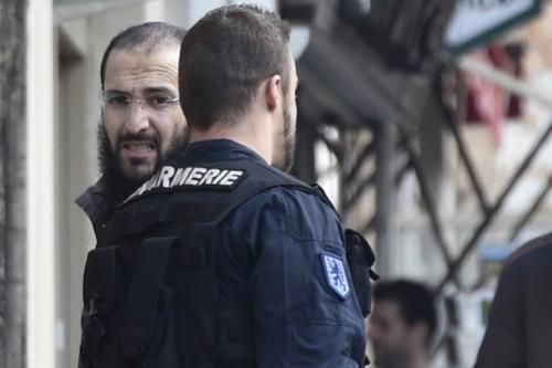 Le terroriste Merouane Benahmed. D. R.