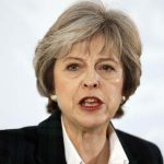 Theresa May, Première ministre britannique. D. R.