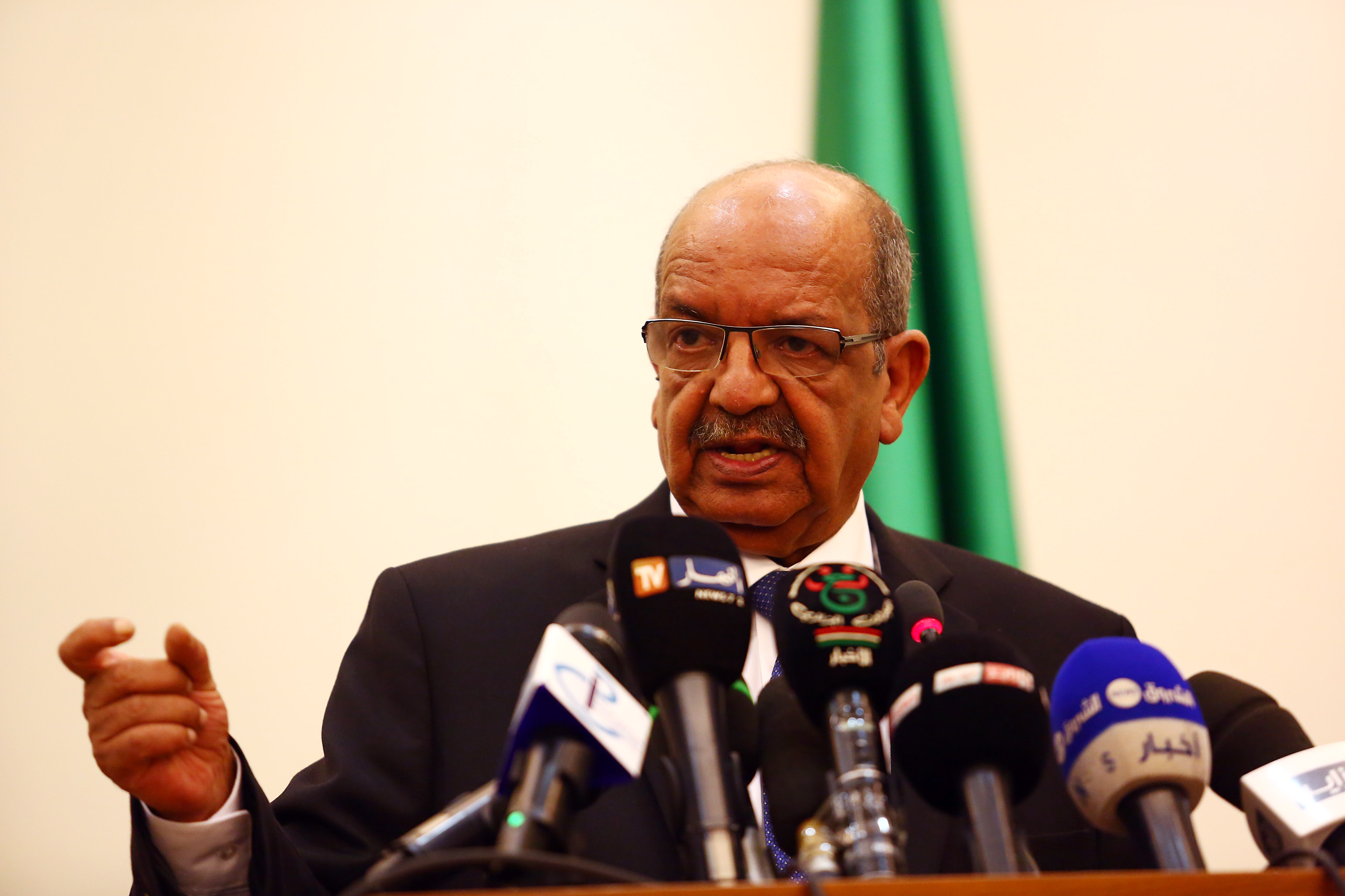 Libye Brazzaville