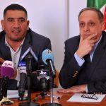 Soufiane Djilali et Karim Tabbou. New Press