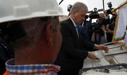 Le Premier ministre Abdelmalek Sellal en visite de travail lundi à Batna