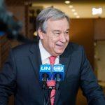 Antonio Guterres, le nouveau SG de l'ONU. D. R.