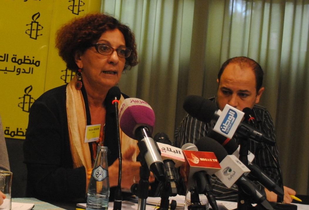 Selon Amnesty, 50 condamnations à mort ont été enregistrées en Algérie en 2016. D. R.