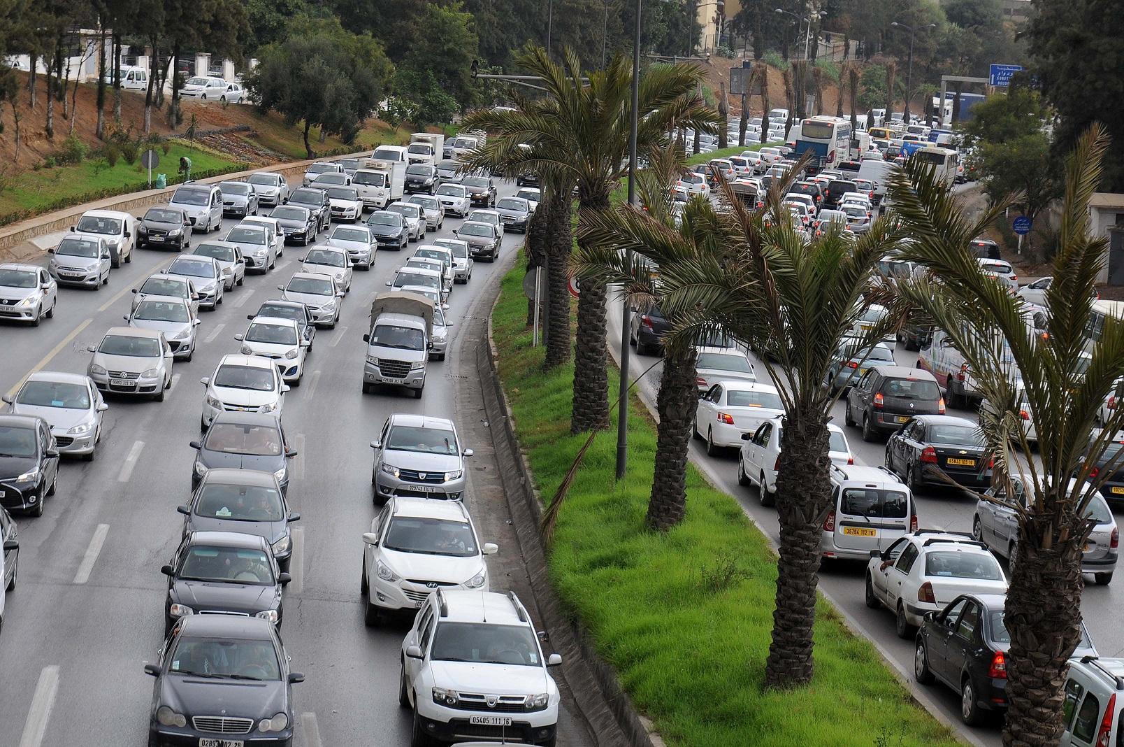 Le niveau de vie des Algériens s'est nettement amélioré ces dernières années. New Press