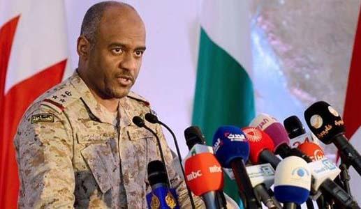 Le général saoudien Ahmed Assiri. D. R.