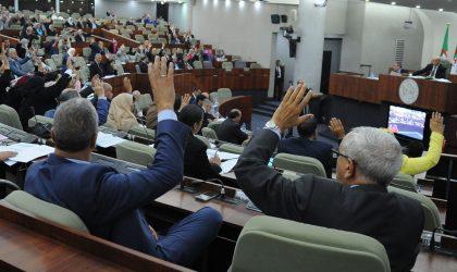 Bouteflika compte sur la future APN pour finaliser «ses» réformes économiques