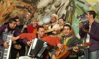 L'Orchestre national de Barbès au 12e Festival «Jazzablanca»