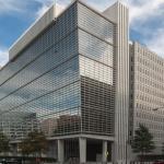 Siège de la Banque mondiale. D. R.