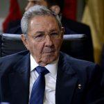 Le président cubain, Raûl Castro. D. R.