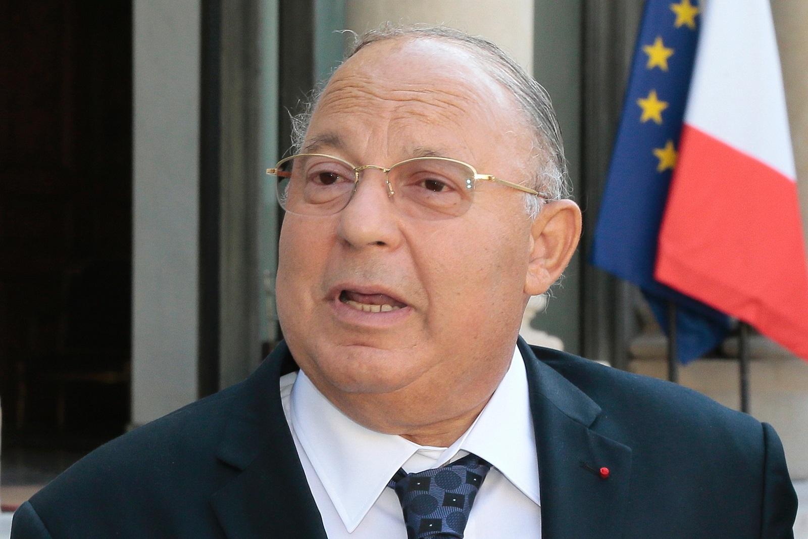 Dalil Boubakeur. D. R.