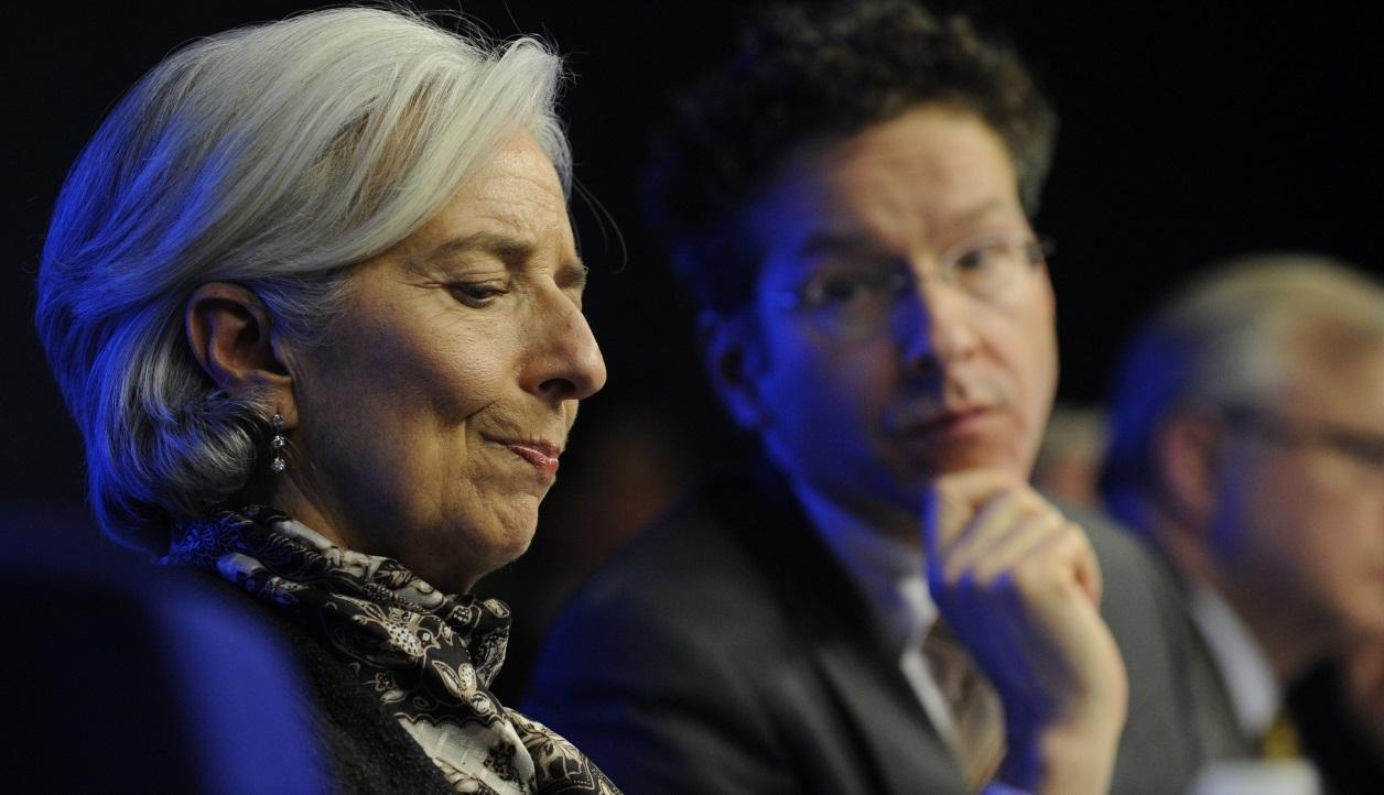 Christine Lagarde, directrice du FMI. D. R.