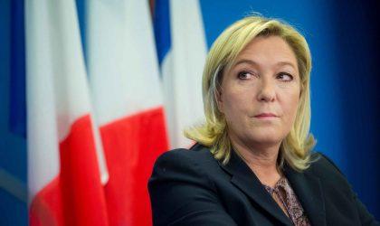 La candidate à l'Elysée Marine Le Pen : «La colonisation a beaucoup apporté à l'Algérie»