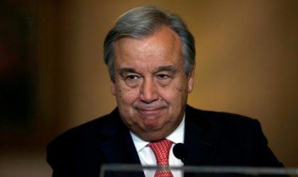 Guterres appelle à un suivi indépendant des droits de l'Homme au Sahara occupé
