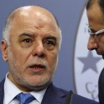 Haider Al-Abadi, Premier ministre irakien. D. R.