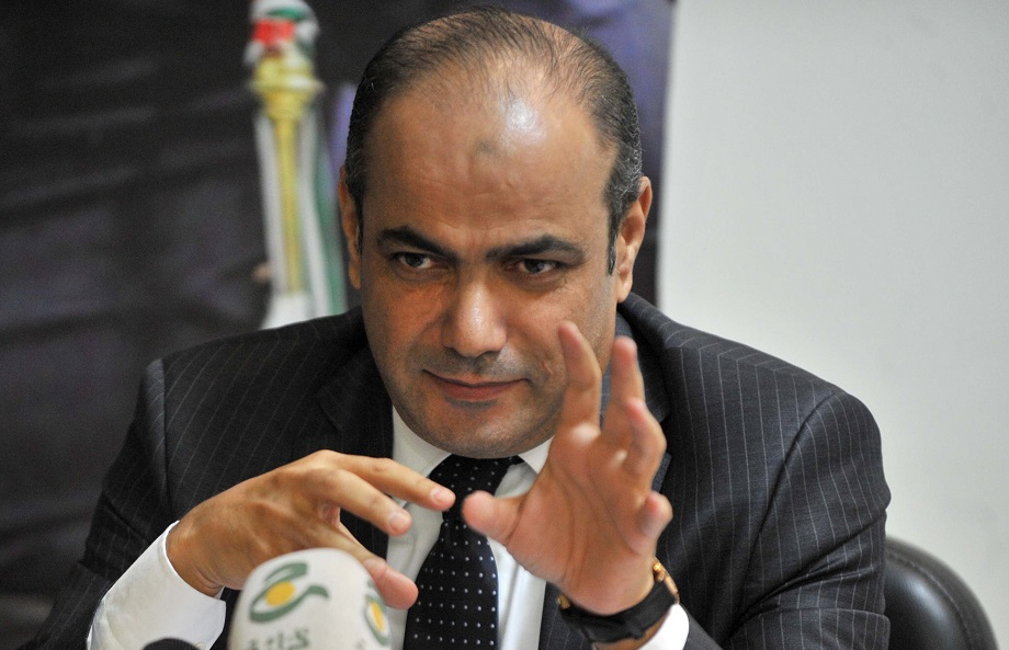Hassan Khelifati, PDG d'Alliance Assurances. New Press