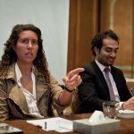 Heba Morayef, directrice de recherche au Département Afrique du Nord d'AI. D. R.