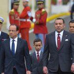 La famille royale marocaine a toujours joui de la protection de la France. D. R.