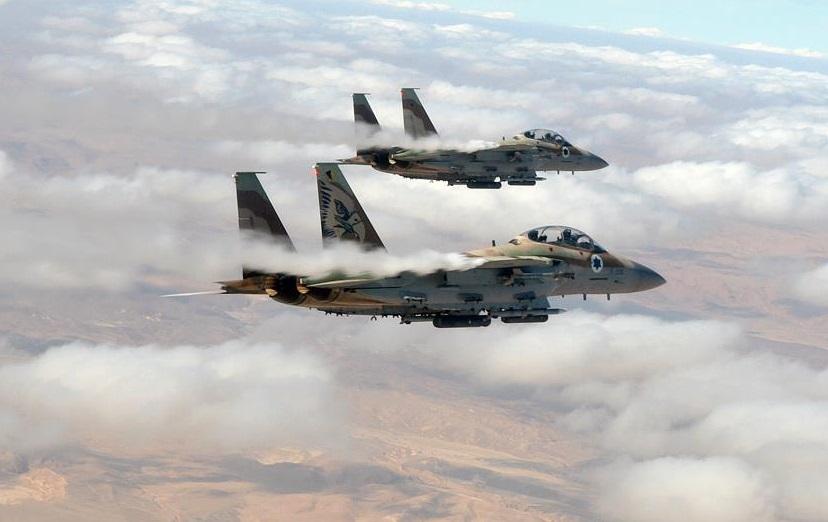 L'Etat hébreu mobilise ses avions de guerre au service des groupes terroristes. D. R.
