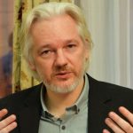 Julian Assange. D. R.