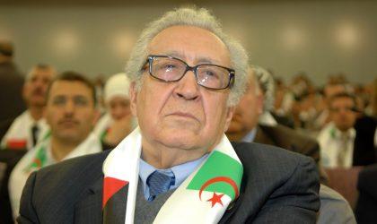 Terrorisme : quand Lakhdar Brahimi dit ses quatre vérités aux Occidentaux